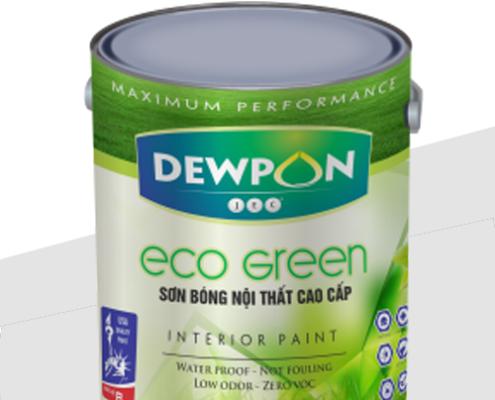 sơn nội thất Eco Green 1 lít