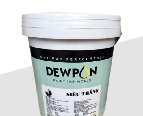 sơn dewpon nội thất