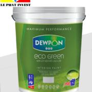 sơn dewpon eco green dùng cho nội thất