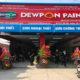 Tổng kho sơn DewPon tại Miền Bắc