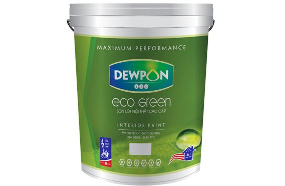 sản phẩm sơn dewpon eco green