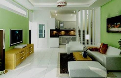 màu sơn cho phòng khách đẹp