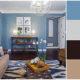 quy tắc chọn màu sơn cho phòng khách