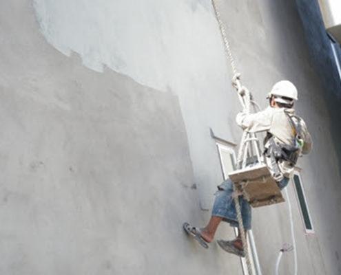 cách sơn nhà đúng kỹ thuật