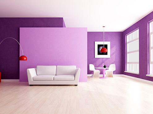 sự khác biệt giữa sơn nội thất và sơn ngoại thất