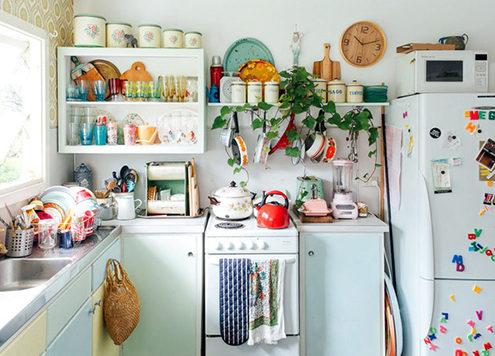 vật dụng trong nhà bếp