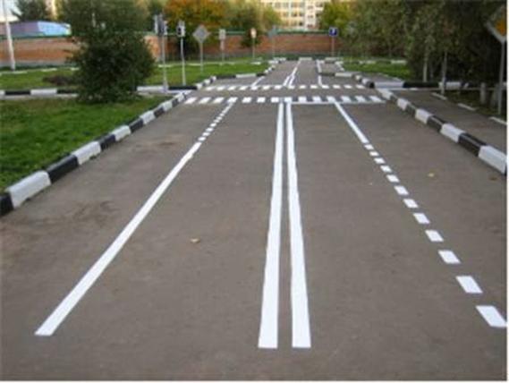 Đặc điểm sơn giao thông