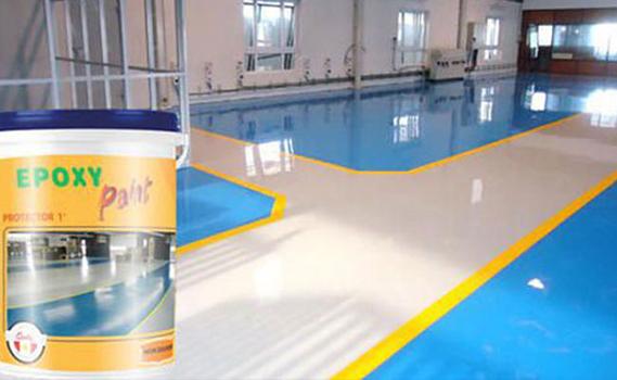 Vì sao nên chọn sơn sàn nhà xưởng epoxy?