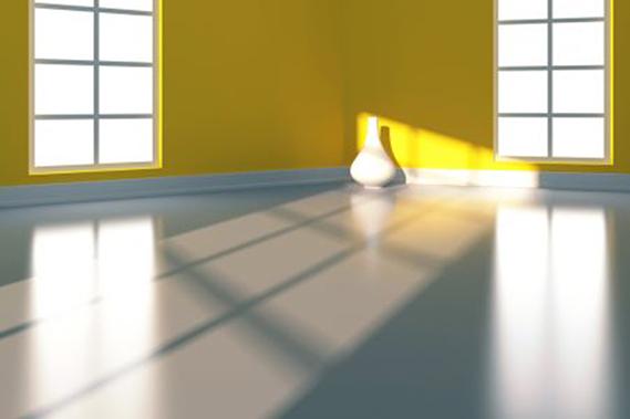 sơn sàn showrom