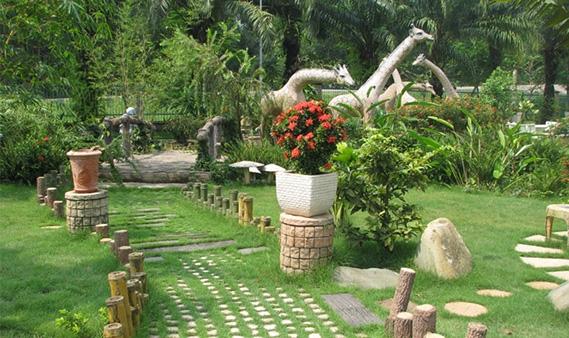Những điều cấm kỵ khi thiết kế sân vườn